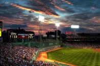 Fenway, park, boston, massachusetts