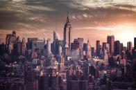 City 4K Wallpaper