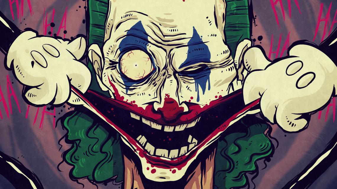 Art mad joker cl
