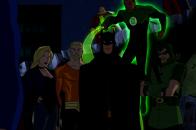 John Stewart Green Lantern Young Justice wallpaper