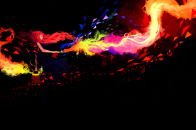 Colorful Abstract HD Wallpaper 1080p for desktop