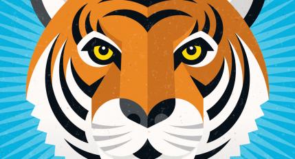 Tiger Vector Art