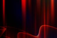 Red, aurora