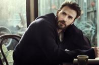 Chris evans beard